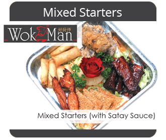 Mixed Starters